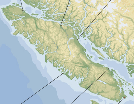 Cycling Opportunities On Vancouver Island The Gulf Islands And San